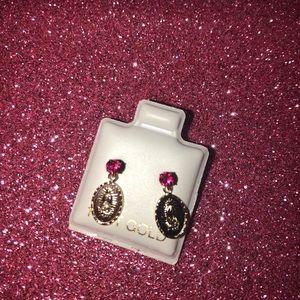 14 karat girls earrings